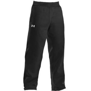 Under Armour men's sweatpants black large